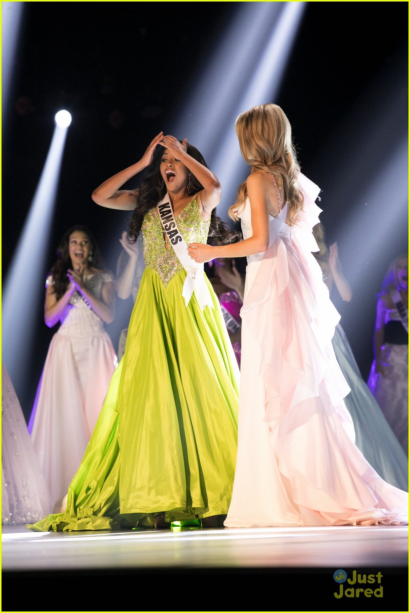 hailey colborn crowning moment miss teen usa 15