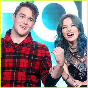 Bella Thorne & 'Famous in Love' Co-Star Charlie DePew Get Matching Tattoos