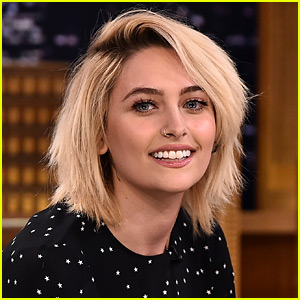 Paris Jackson Gardens Au Naturel Because It Connects Her to the Earth