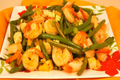 Asian Shrimp & Tofu Stir Fry