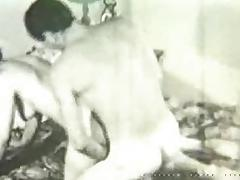 Blue Films, Classic, Hairy, Horny, Naughty, Vintage
