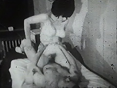 Hot Couple Sucking and Banging 1960