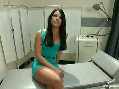 Hot Adriana Chechik gets tortured and fucked by a doctor