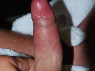 waiting to cum for a girl of couple