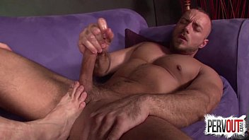 Seexo Gay Jessie colter and lance hart footjob with socks