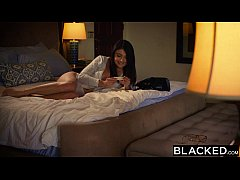 thumb blacked first interracial for beauty adria rae