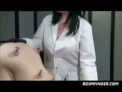Femdom Suction Cups And Machine Fuck