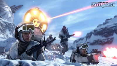 10 minutes of uninterrupted Star Wars Battlefront gameplay leaks from alpha