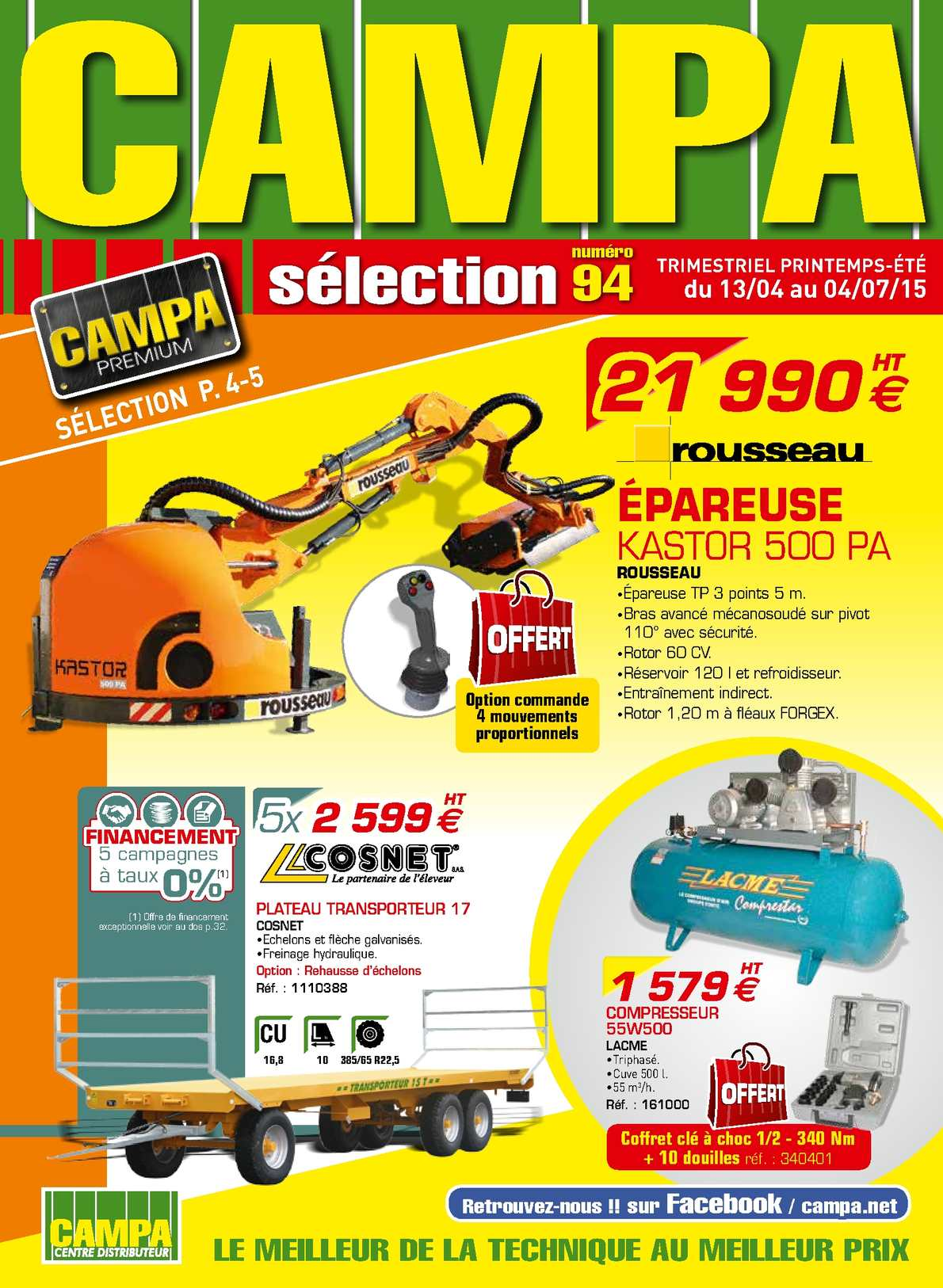 Campa Selection 94