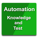 Automation Knowledge and Test by gustar-droid