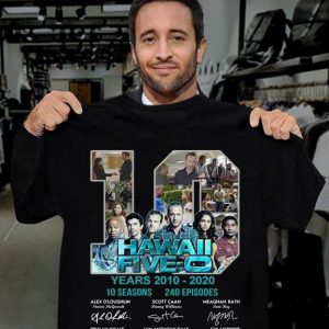 years Hawaii Five    shirt