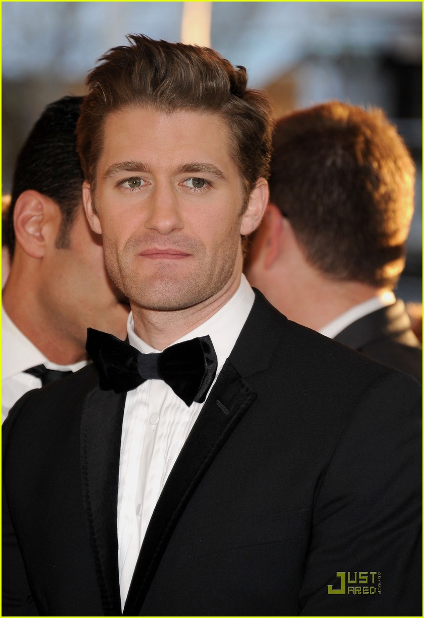 chace crawford matthew morrison oscars 2011 072523855