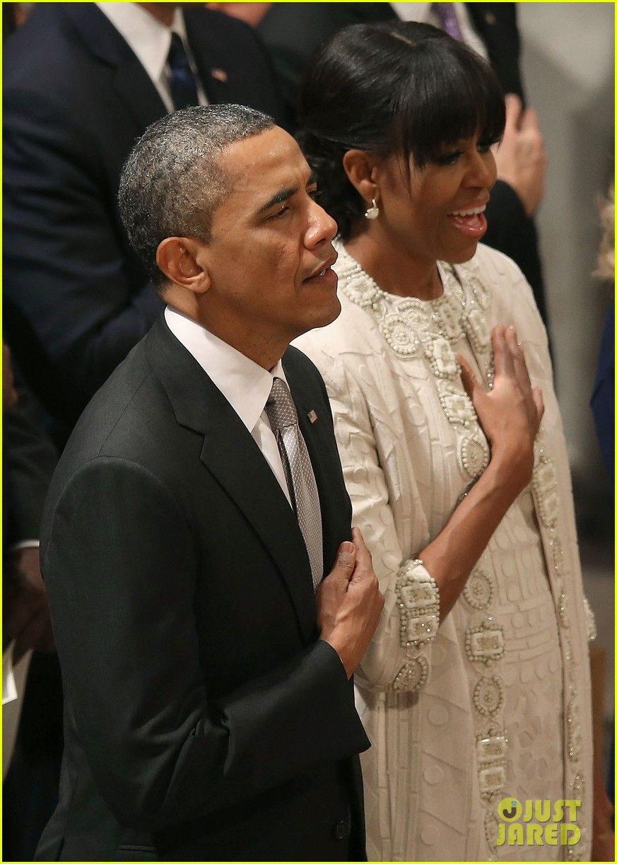 barack michelle obama national prayer service after inauguration 022796758
