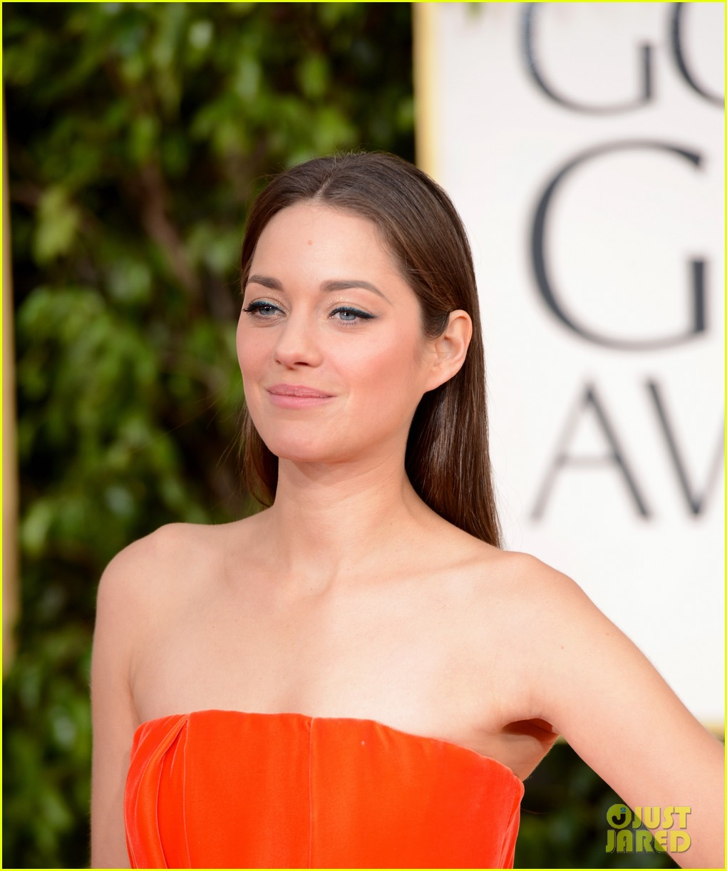 Marion Cotillard New Hair for 2013