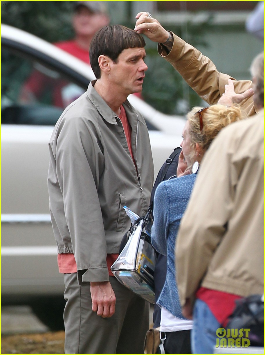 jim carrey jeff daniels begin filming dumb and dumber to 01