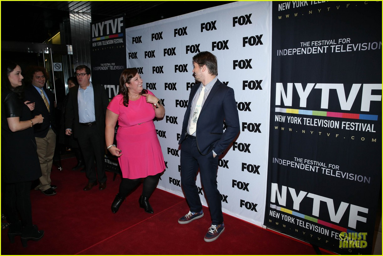 alexis bledel jason ritter us them nyc screening 11