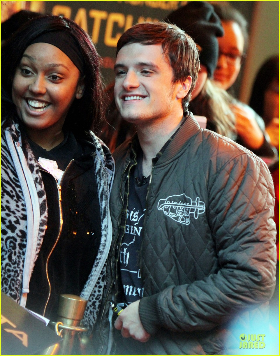 josh hutcherson saturday night live promo watch now 042996338