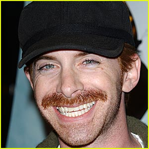 Seth Green's Mysterious Mustache