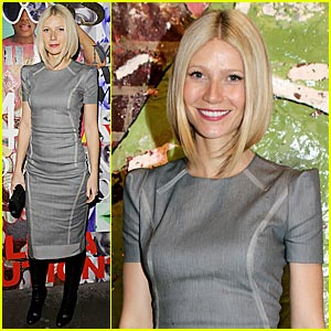 Gwyneth Paltrow Rumbles in the Jungle