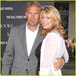 Kevin Costner: Seventh Child On The Way!