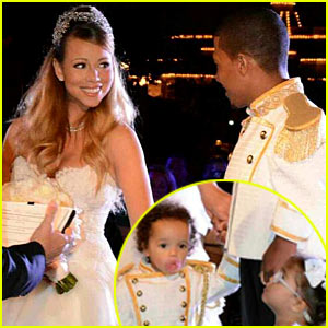 Nick Cannon And Mariah Carey Family