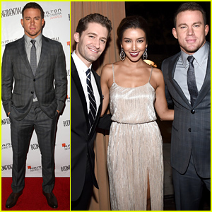 Channing Tatum Makes It a 'Foxcatcher' Evening at the Behind the Camera Awards