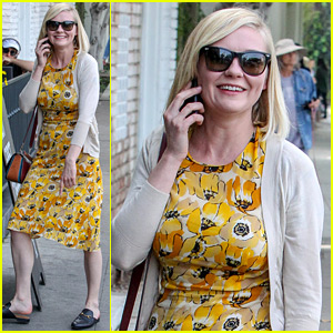 Kirsten Dunst's Fashion Shows She's Ready for Spring!