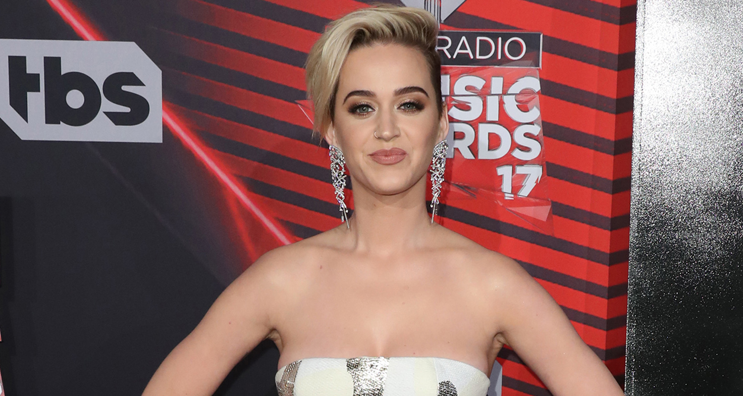 Katy Perry Teases Upcoming Single Bon Appetit With