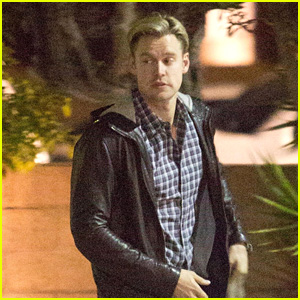 Chord Overstreet Steps Out With Friends Following News of Reported Split With Emma Watson