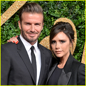 Victoria Beckham Hilariously Trolled Her Husband David for His Shoes Choice